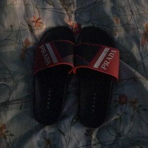 Prada Sandals 10 1/2